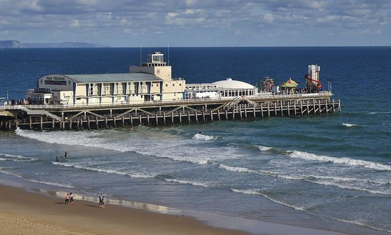 Last Minute Hotels in Bournemouth