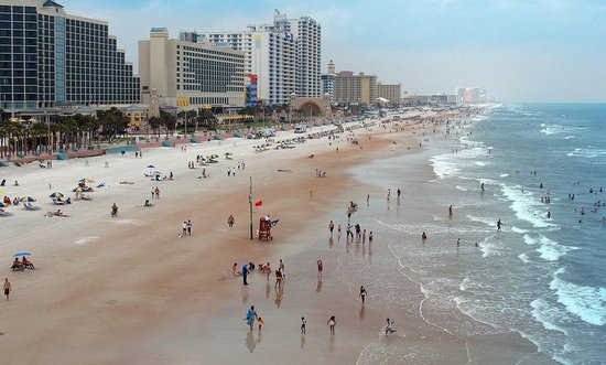 Vacation rentals daytona beach florida area