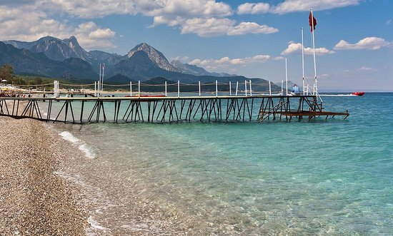 Vis en zeevruchten restaurants in Kemer