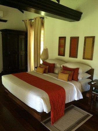 Cinnamon Lodge Habarana: Satin suite