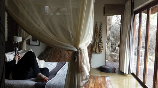 Madikwe Hills Private Game Lodge: so comfy