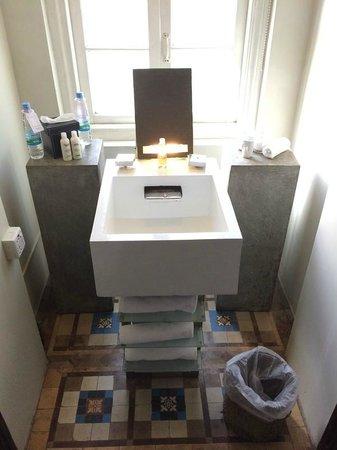 Casa Colombo: Baño