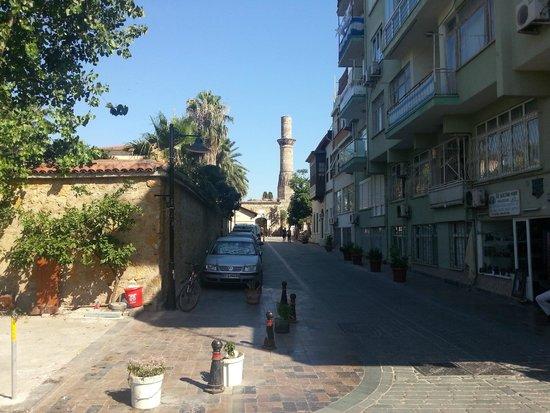 Kaleici: The Cut Minaret