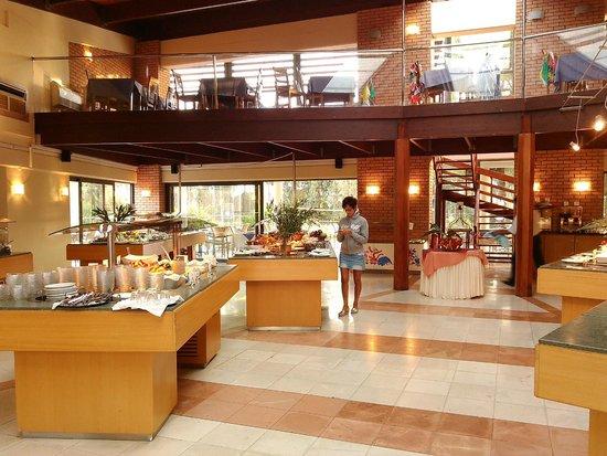 SENTIDO Apollo Palace : restaurant