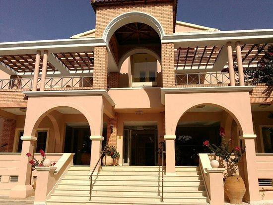 SENTIDO Apollo Palace : hotel