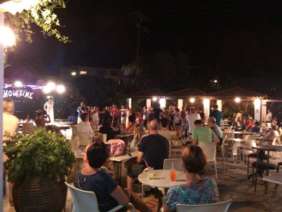 SENTIDO Apollo Palace : soirée disco