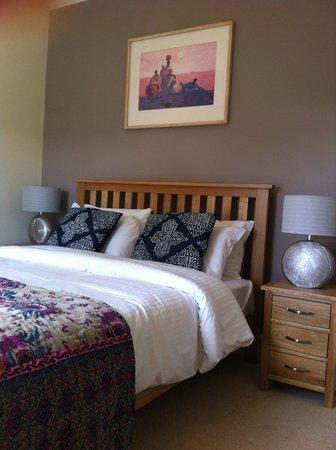 Sandbank House: Towans Room