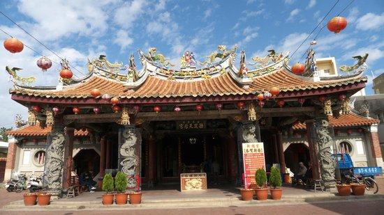 Lukang Xinzu Temple