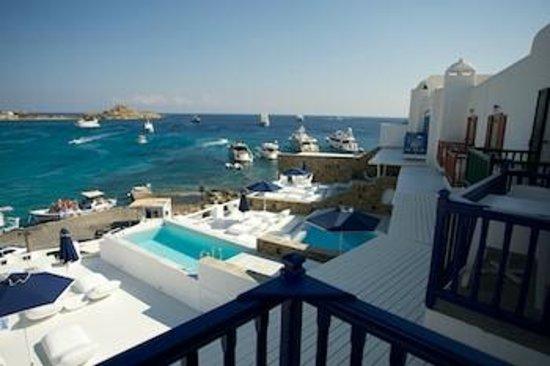 Petasos Beach Hotel & Spa: Hotel