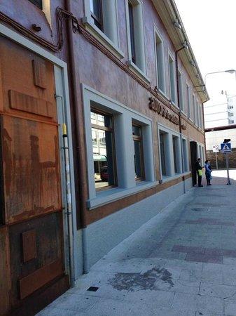 Hotel Exe Puerta de San Pedro: Muy buena pulperia cerca del hotel