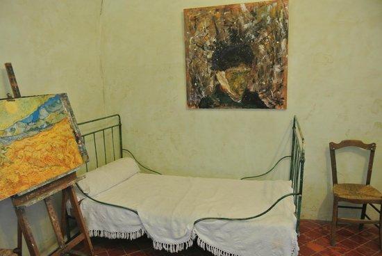 Saint-Paul de Mausole : Kamer Van Gogh