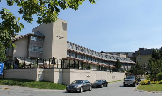 The Listel Hotel Whistler 2