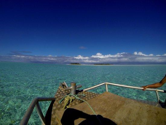Kiteboard Aitutaki : Aitutaki kite school