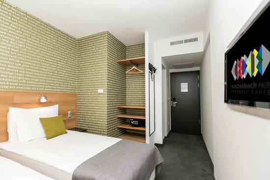 Roombach Hotel Budapest Center - Twin bedded room