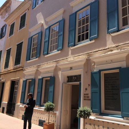 Foto de jardi de ses bruixes boutique hotel mah n for Boutique hotel jardi de ses bruixes