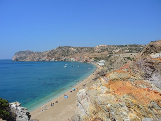 Paliochori Beach