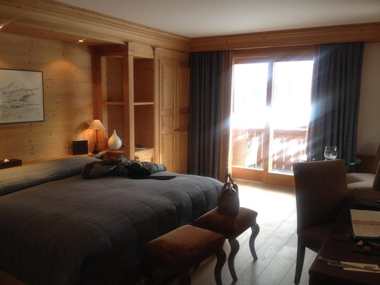 Chalet RoyAlp Hotel & Spa: Chambre Junior Suite
