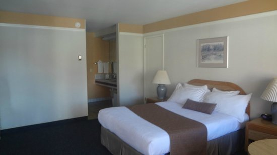 Laurel Inn & Conference Center: Chambre Salinas
