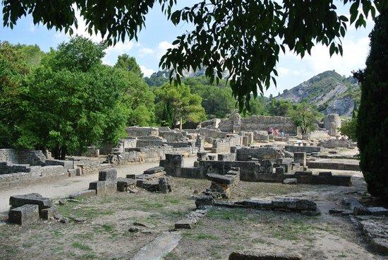 Site archéologique de Glanum : Overzicht