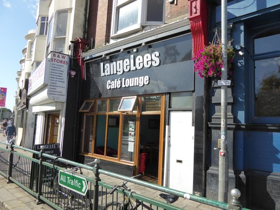 LangeLee's: This is it!