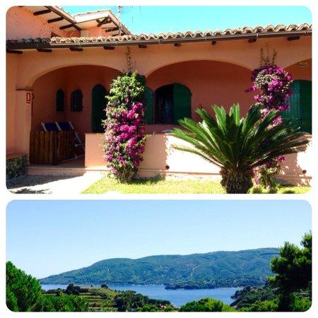 Gavila's Residenza Turistico Alberghiera : Vista della camera