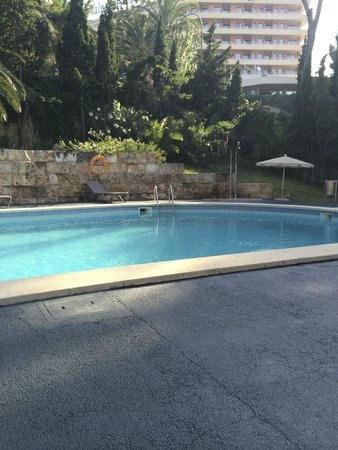 Hesperia Ciutat Mallorca: The swimming pool.