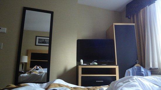 Holiday Inn Express New York City-Wall Street: Exemple de Chambre