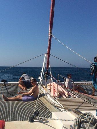 Santorini Sailing : Great