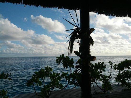 Hilton Bora Bora Nui Resort & Spa: Reception