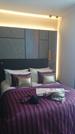Grand Hotel La Cloche Dijon - MGallery Collection : Bedroom