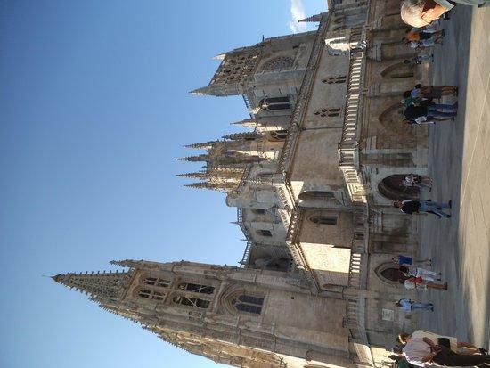 Catedral de Burgos: La catedral