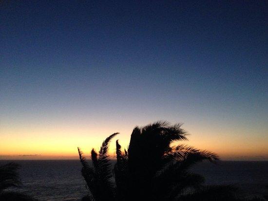 Dawn at club levante