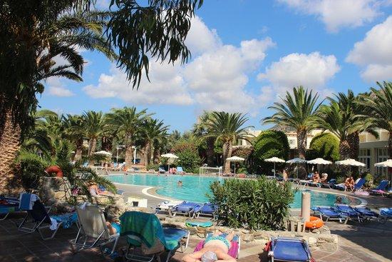 Akti Beach Club Hotel: Xperience pool