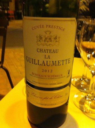 CHEZ DUPONT: Ottimo ed economico Bordeaux