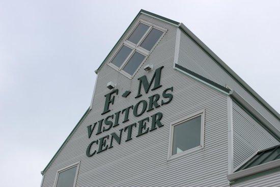 Fargo-Moorhead Visitors Center : FM Visitors Center