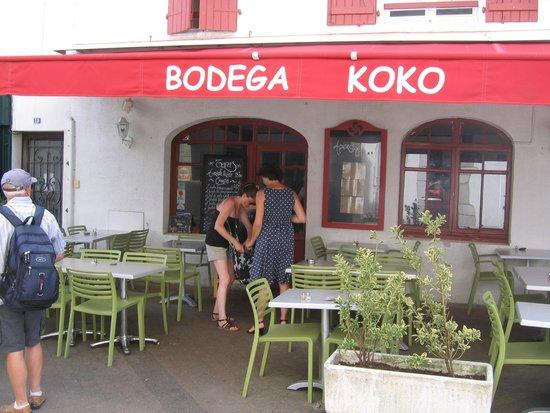 Bodega Koko : Le voici