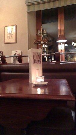 Au Potin: Ambiance bistrot lounge
