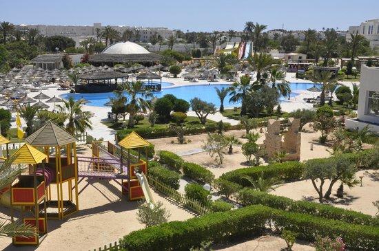 Playa Sidi Mehrez, Tunezja: La piscine Principale