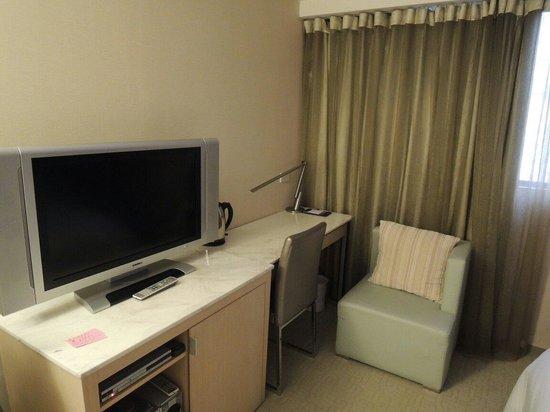 Sun Rise Business Hotel – Taipei Main Station: Room