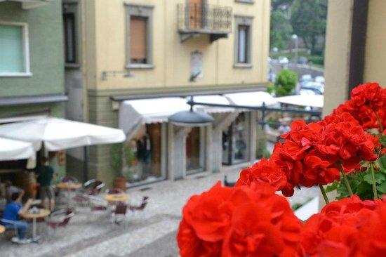 Ristorante Al Gondoliere: The terrace