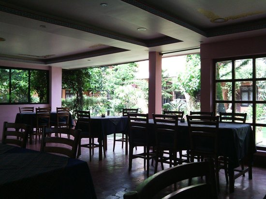 Shechen Guest House : Ristorante