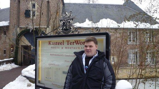 Kasteel TerWorm Restaurant: Schöner Geburtsatg!