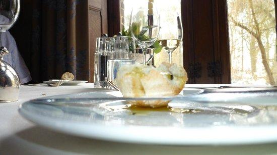 Kasteel TerWorm Restaurant: Dessert