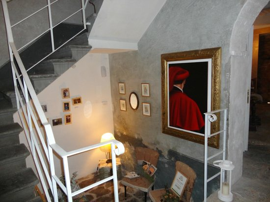 Bed & Breakfast Antiche Mura : Ground floor