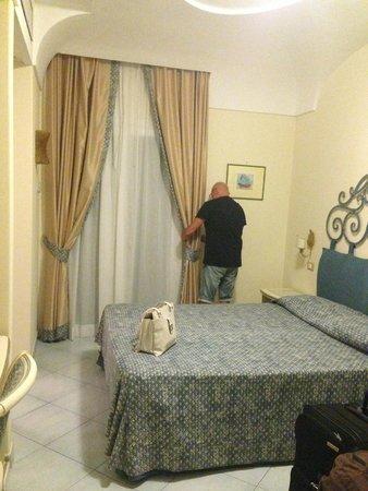 Hotel Nettuno: camera