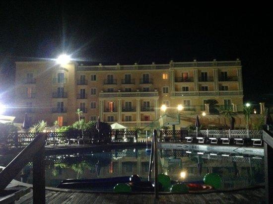 Grand Hotel la Pace : il Grand Hotel