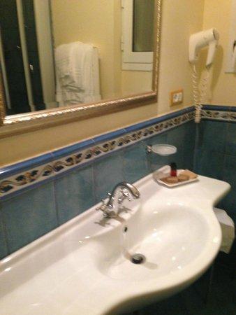 Hotel Nettuno: bagno