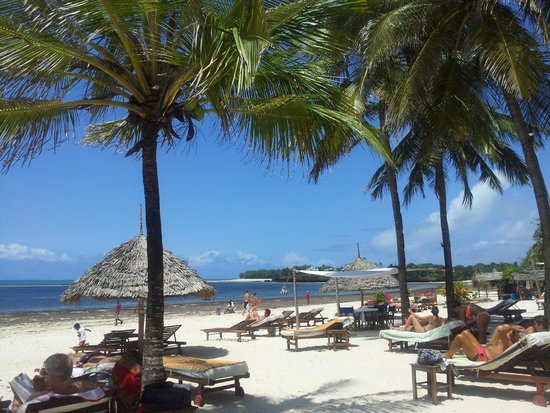 La Rosada: Spiaggia
