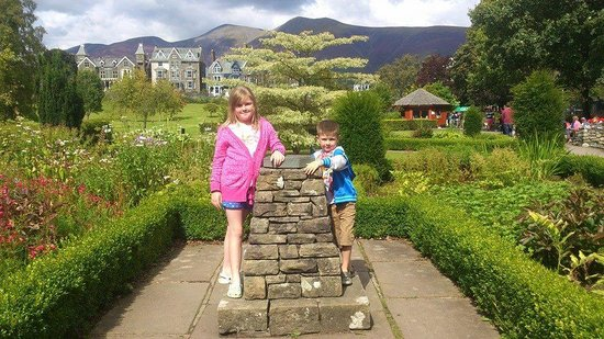 Solway Holiday Village: keswick