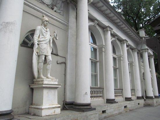 Avenida Nevski: Застывшая история